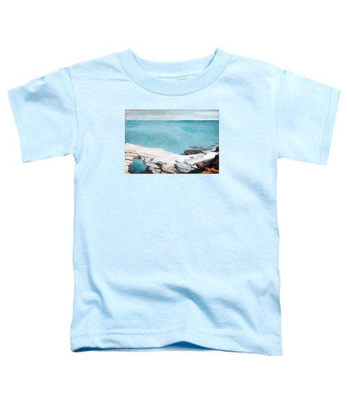 Natural Bridge Bermuda Toddler T-Shirt