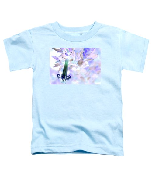 Toddler T-Shirt featuring the photograph Nature's Bell by Miroslava Jurcik