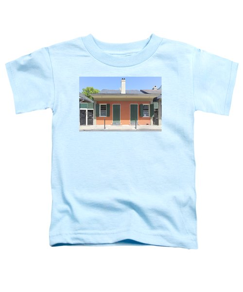 New Orleans Architecture 23 Toddler T-Shirt