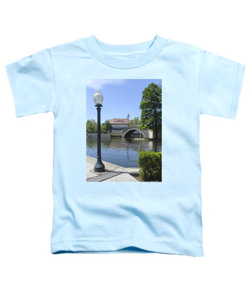 Mahalia Jackson Theater 27 Toddler T-Shirt
