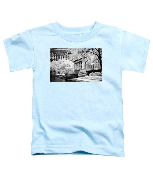New York Public Library Ir Toddler T-Shirt