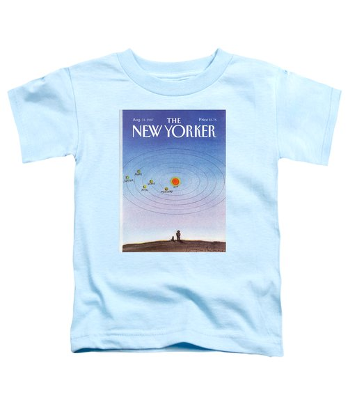 New Yorker August 31st, 1987 Toddler T-Shirt