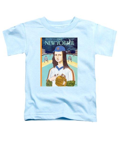 New Yorker June 3rd, 1991 Toddler T-Shirt