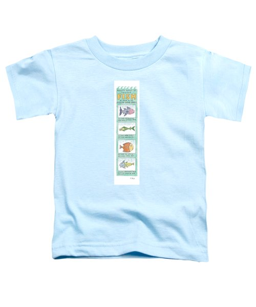 New Yorker October 4th, 1999 Toddler T-Shirt
