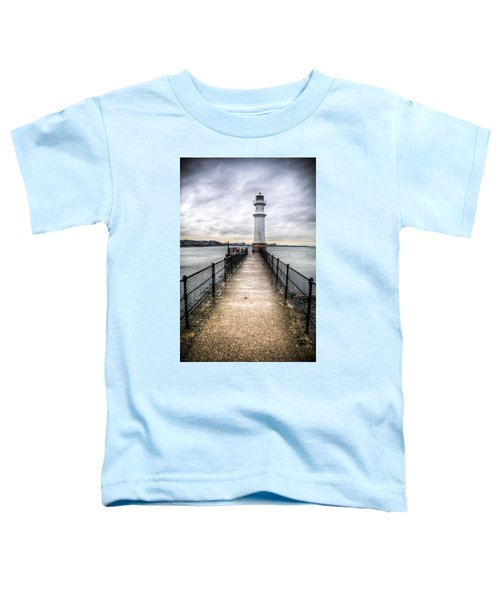 Newhaven Lighthouse Toddler T-Shirt