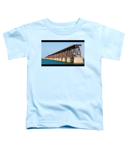 Old Bahia Honda Bridge 2 Toddler T-Shirt