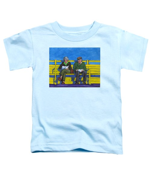 Old Couple Toddler T-Shirt