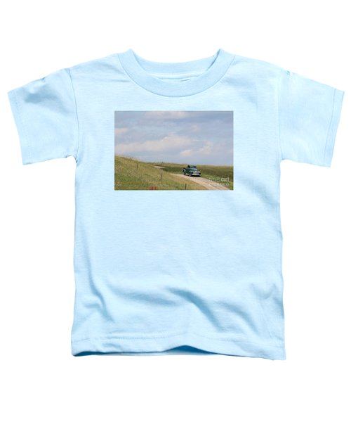 Old Truck Toddler T-Shirt