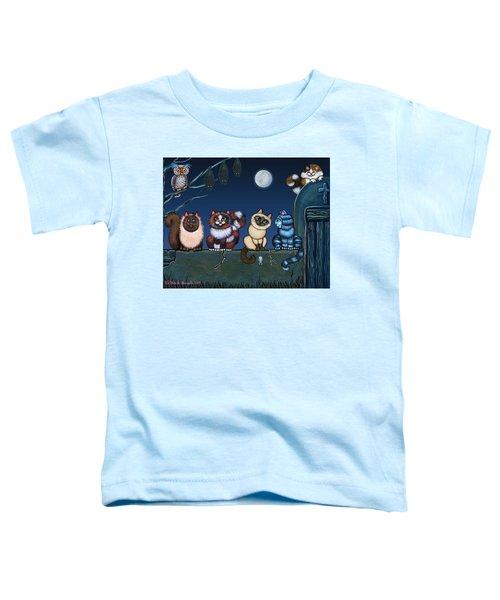 On An Adobe Wall Toddler T-Shirt