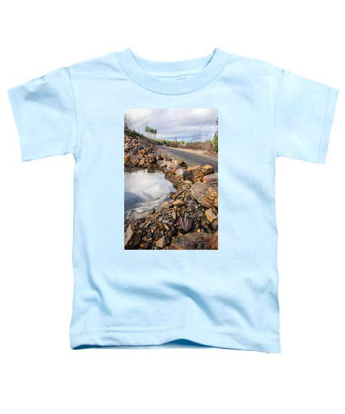 On Frozen Pond Collection 6 Toddler T-Shirt