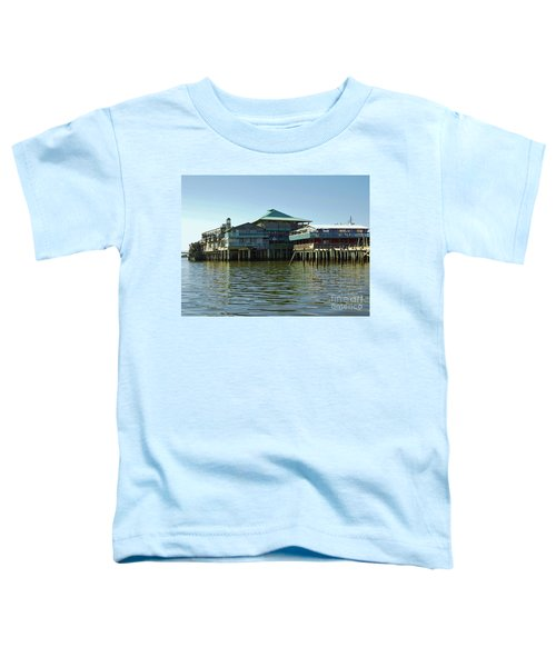 On The Gulf Toddler T-Shirt