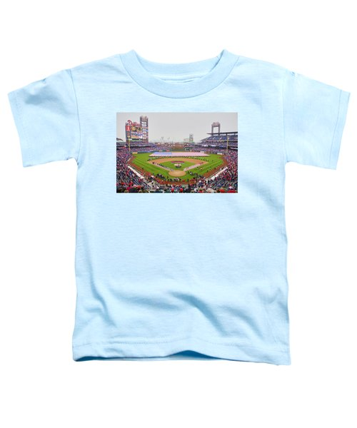 Opening Day Ceremonies Featuring Toddler T-Shirt