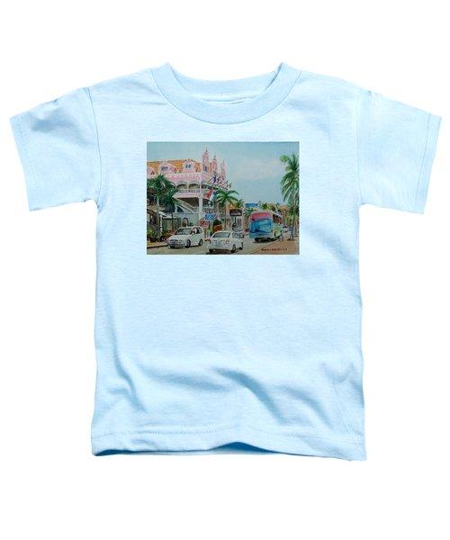 Oranjestad Aruba Toddler T-Shirt