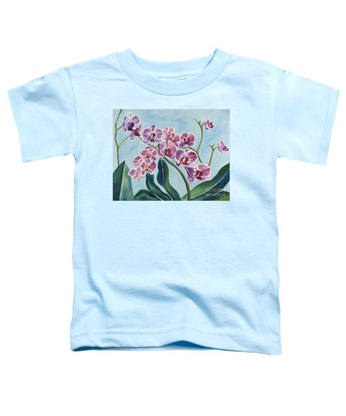 Orchids Toddler T-Shirt