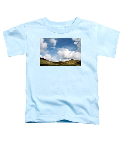Oregon Trail Country Toddler T-Shirt