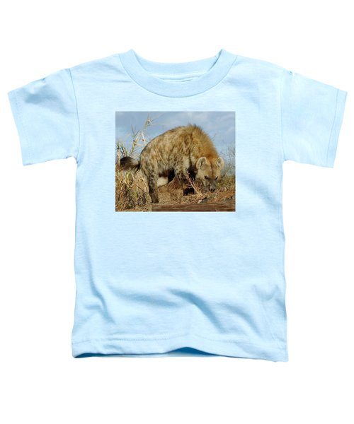 Out Of Africa Hyena 1 Toddler T-Shirt