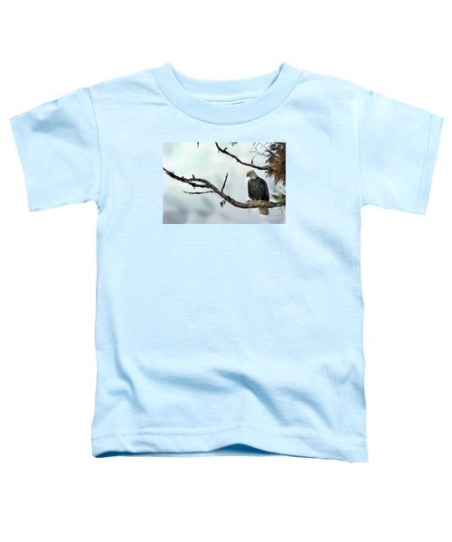 Overseeing Dinner Toddler T-Shirt