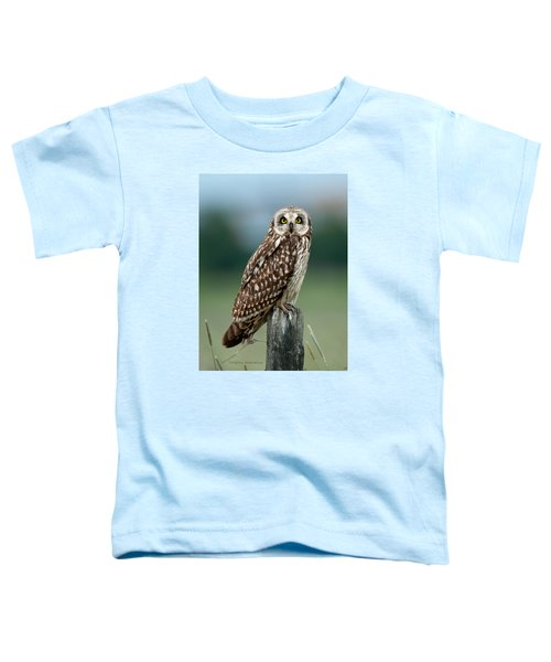 Owl See You Toddler T-Shirt
