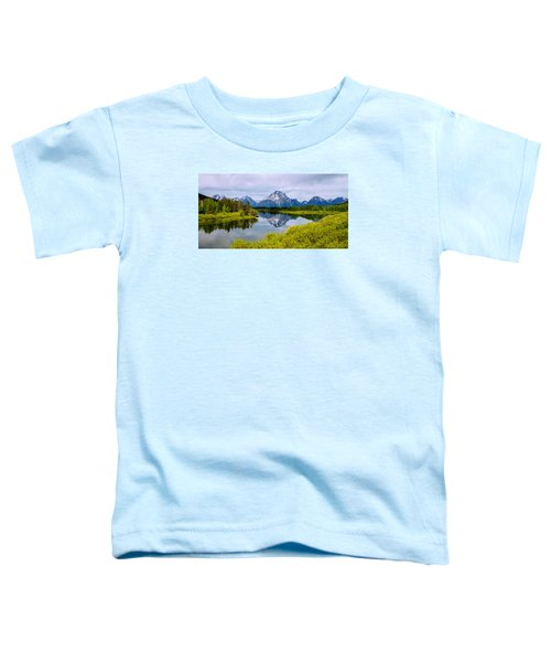 Oxbow Summer Toddler T-Shirt by Chad Dutson