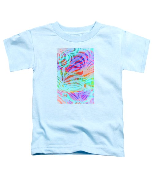 Toddler T-Shirt featuring the photograph Pacific Daydream by Nareeta Martin