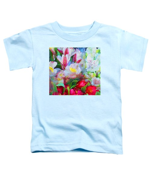 Palette Of Nature Toddler T-Shirt