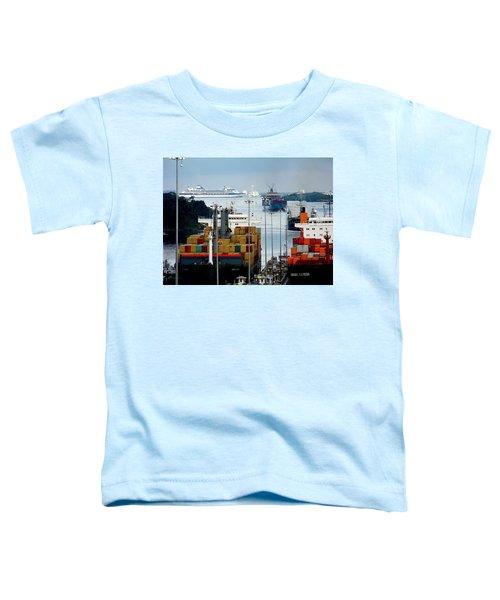 Panama Express Toddler T-Shirt