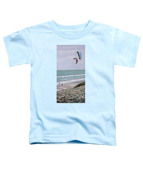 Papamoa Beach 090208 Toddler T-Shirt