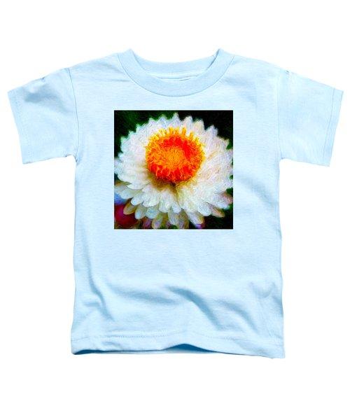 Paper Daisy Toddler T-Shirt