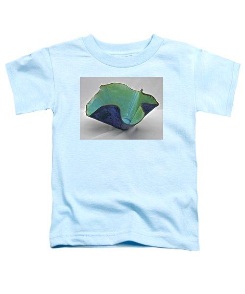 Paper-thin Bowl  09-006 Toddler T-Shirt