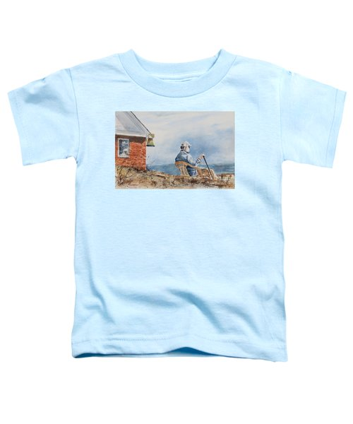 Passing Time Toddler T-Shirt
