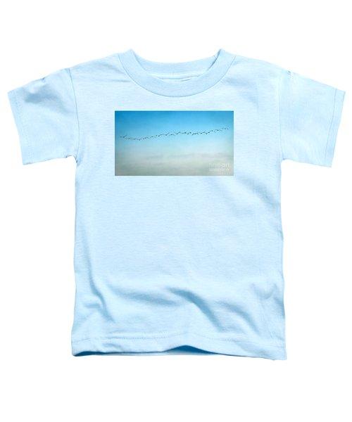 Pelican Flight Line Toddler T-Shirt