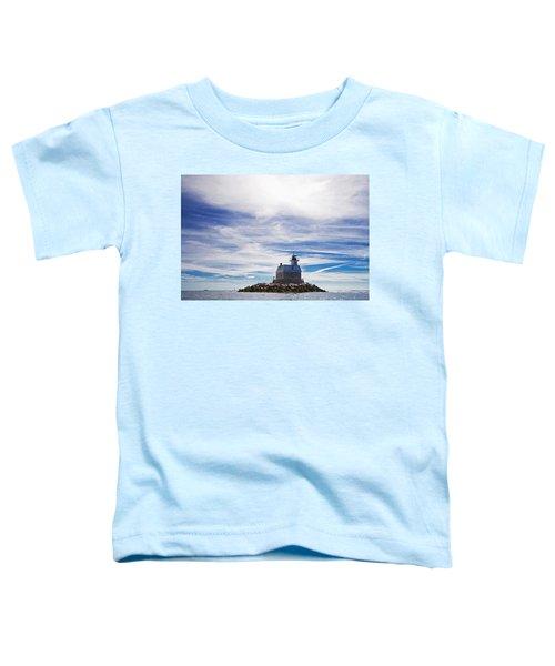 Penfield Reef Lighthouse Fairfield Connecticut Toddler T-Shirt