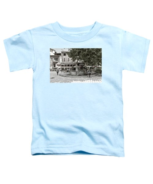 People On The Square Toddler T-Shirt