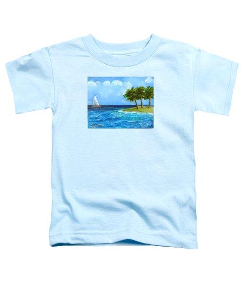 Perfect Sailing Day Toddler T-Shirt