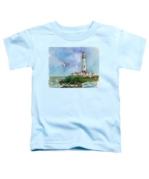 Pigeon Point Lighthouse Toddler T-Shirt