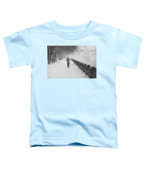 Pioneering The Alley - Featured 3 Toddler T-Shirt