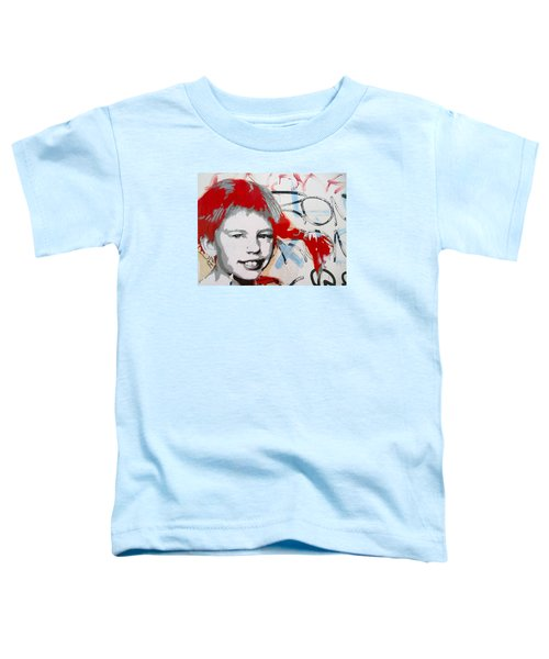 Pippi Longstocking  Toddler T-Shirt