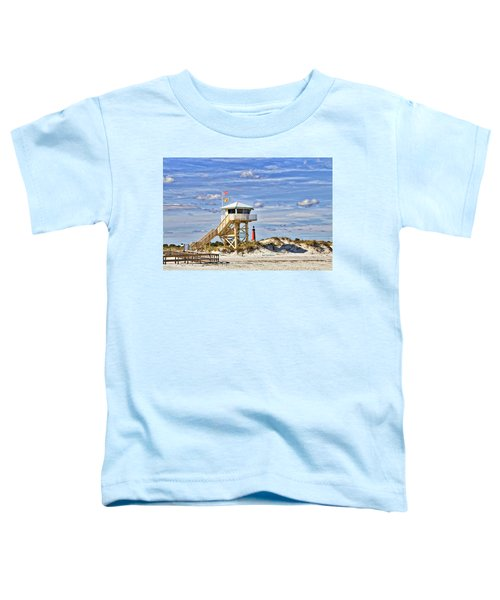 Ponce Inlet Scenic Toddler T-Shirt