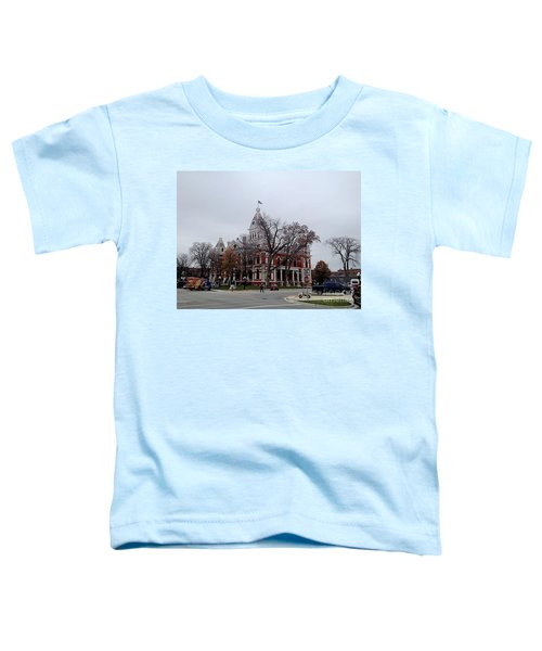 Pontiac Toddler T-Shirt