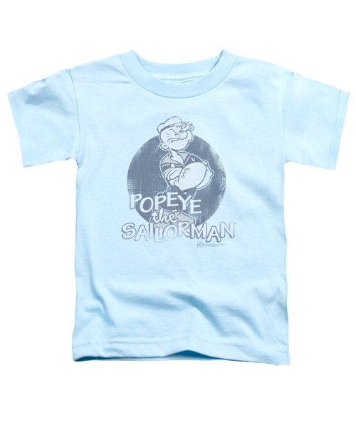 Popeye - Original Sailorman Toddler T-Shirt by Brand A