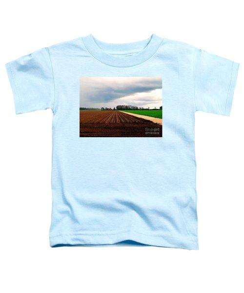 Promissing Field Toddler T-Shirt