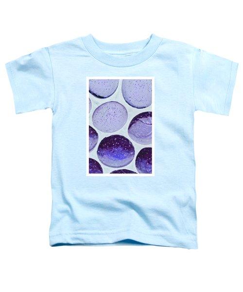 Purple Blue Toddler T-Shirt