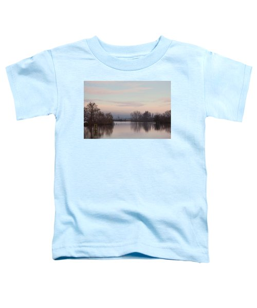 Quiet Morning Toddler T-Shirt
