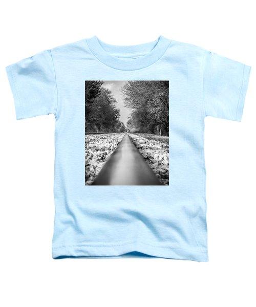 Rail Way Toddler T-Shirt