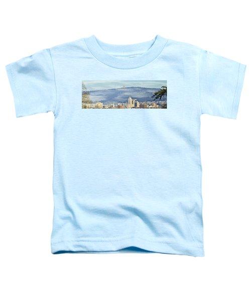 Reading Skyline Toddler T-Shirt