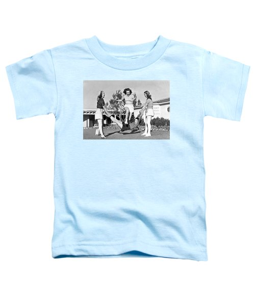 Real College Swingers Toddler T-Shirt