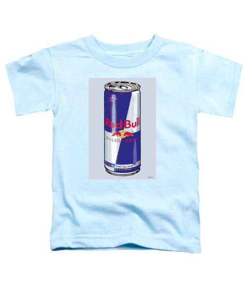 Red Bull Ode To Andy Warhol Toddler T-Shirt