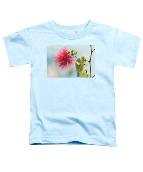 Red Sparkle Toddler T-Shirt