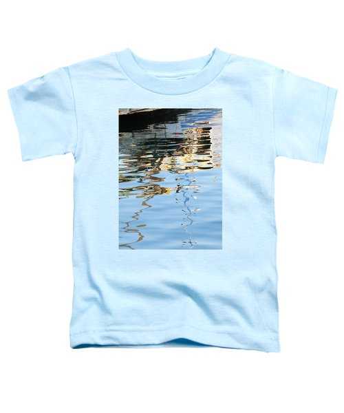 Reflections - White Toddler T-Shirt