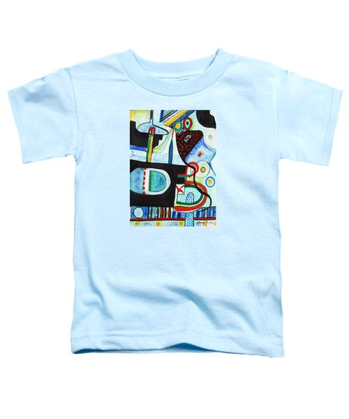 Reflective #7 Toddler T-Shirt